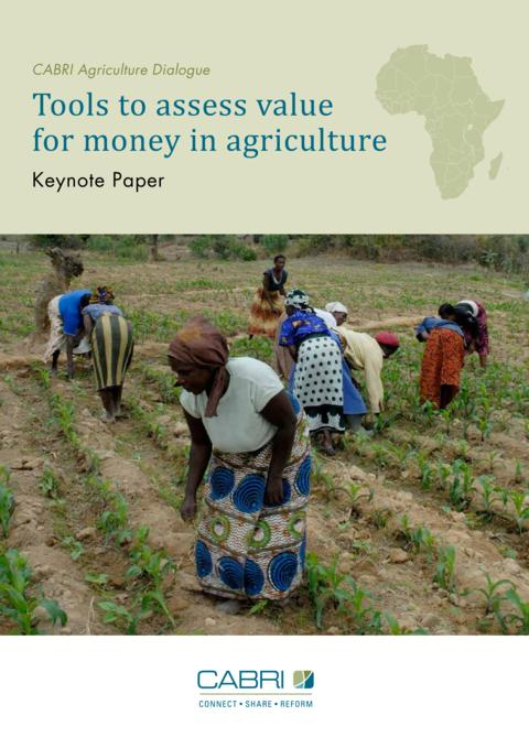 Report 2014 Cabri Value For Money Agriculture 2Nd Dialogue English Cabri Tools To Assess Value For Money In Agriculture