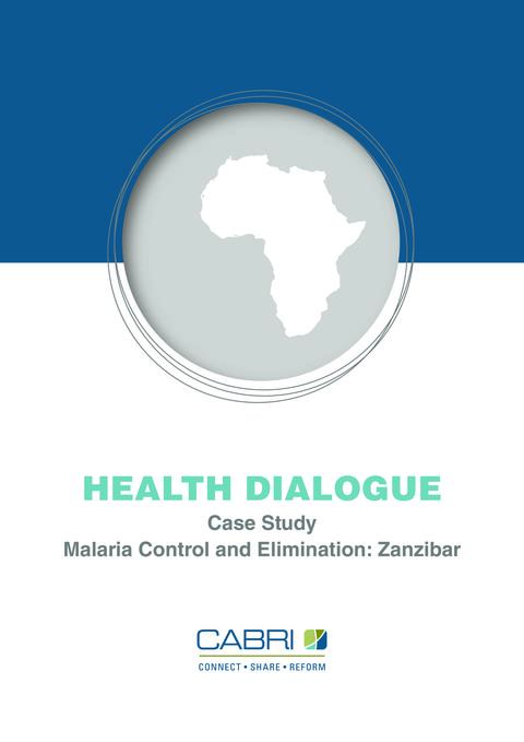 Report 2011 Cabri Value For Money Health 1St Dialogue English Cabri Health Dialogue Zanzibar Case Study