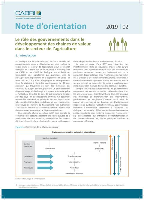 Agriculture Vca Policy Brief Fre Fa Print