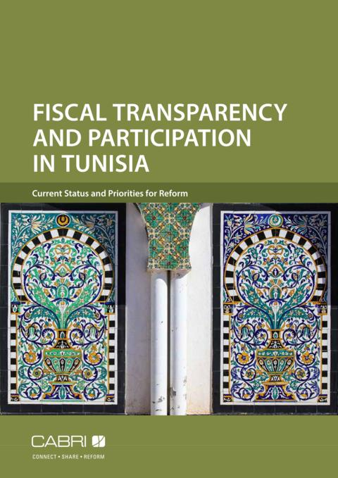 Report 2014 Cabri Transparency And Accountability Budget Transparency English Cabri Fiscal Transparency Tunisia Eng Web