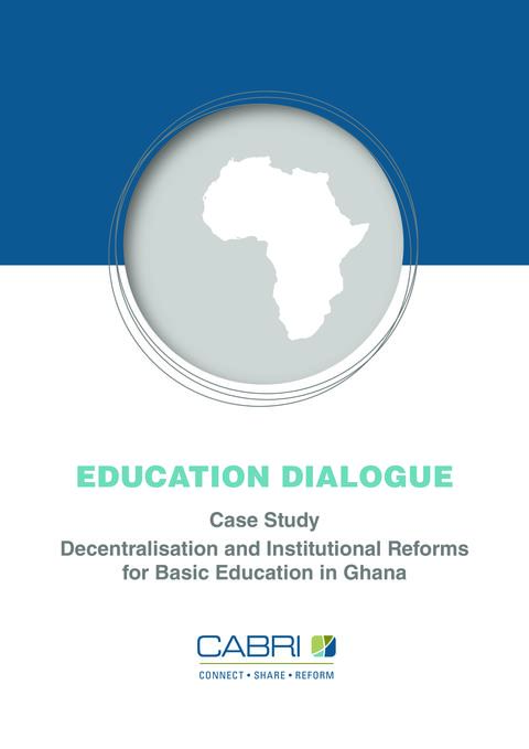 Report 2012 Cabri Value For Money Education 1St Dialogue English Cabri Case Study Ghana Eng