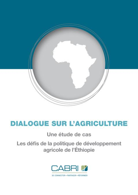 Case Study 2013 Cabri Value For Money Agriculture 1St Dialogue French Ethiopia Case Study French