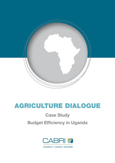Report 2013 Cabri Value For Money Agriculture 1St Dialogue English Uganda Case Study Agriculture