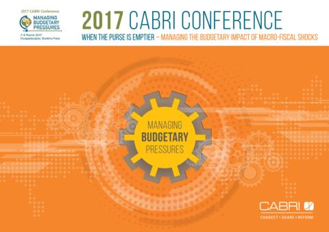 Extract 2017 CABRI Conference Report 2017: Managing Nigeria's budgetary woes due to the falling oil price