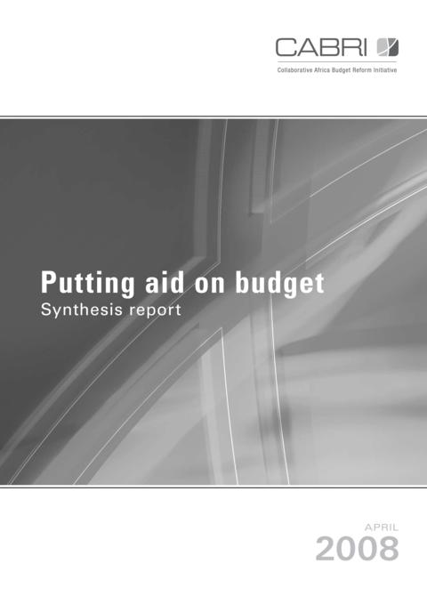 Report 2008 Cabri Putting Aid On Budget Engl