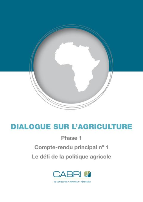 Seminar Paper 2013 Cabri Value For Money Agriculture 1St Dialogue French Keynote 1 Fr