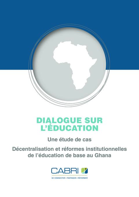 Case Study 2012 Cabri Value For Money Education 1St Dialogue French Cabri Case Study Ghana French