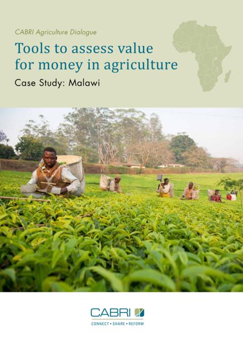 Report 2014 Cabri Value For Money Agriculture 2Nd Dialogue English Cabri Case Study Malawi 2014