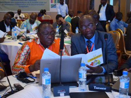 Building the capacity of CSOs in Guinea