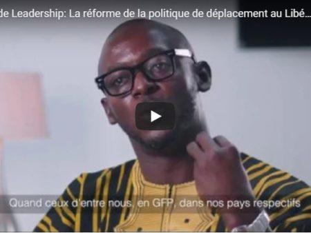 Histoire De Leadership La Réforme De La Politique De Déplacement Au Libéria