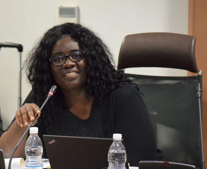 Nana Boateng, Programme Manager at CABRI