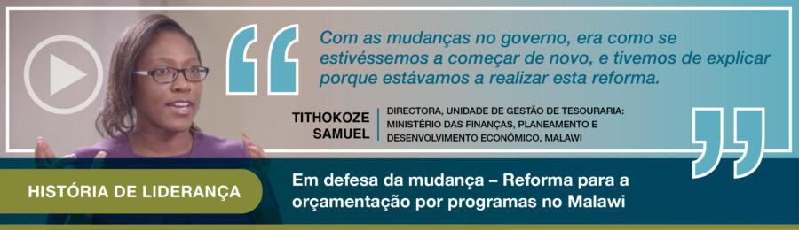 Tithokoze Portuguese